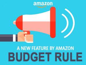 Amazon budget rule