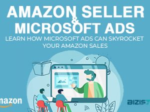 amazon seller and microsoft ads