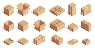 Packing weight and dimensions: